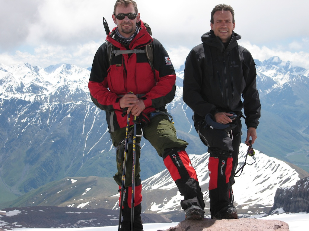 Lars and Eirik